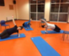 exercise | pilates | class | pregnant | women