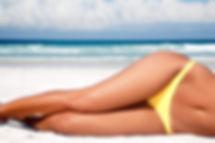 stock image woman bikini