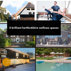 Hertfordshire wellbeing spaces