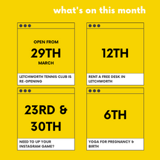 what is on this month