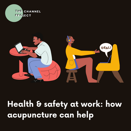 The impact of home-working: and how acupuncture can help