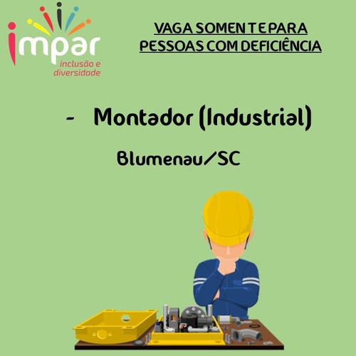 Montador Industrial
