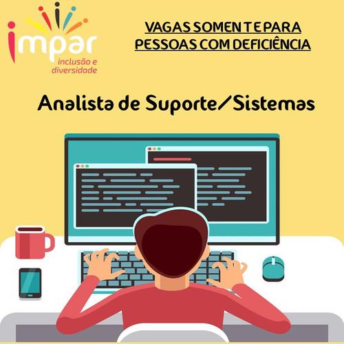 Analista de Suporte/Sistemas