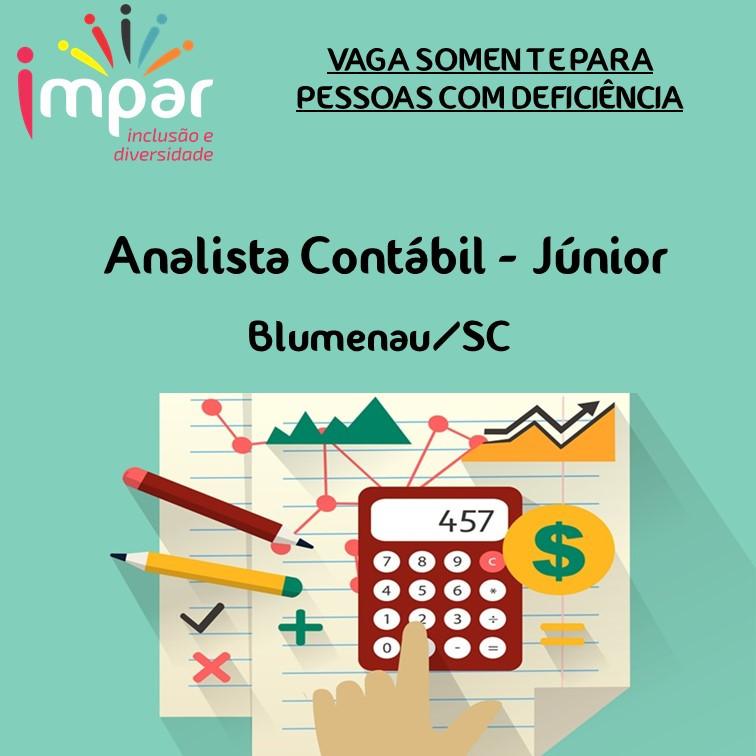 Analista Contabil Júnior