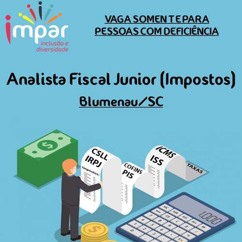Analista Fiscal Junior