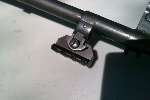 Bayonet Lug Picatinny Accessory Mount