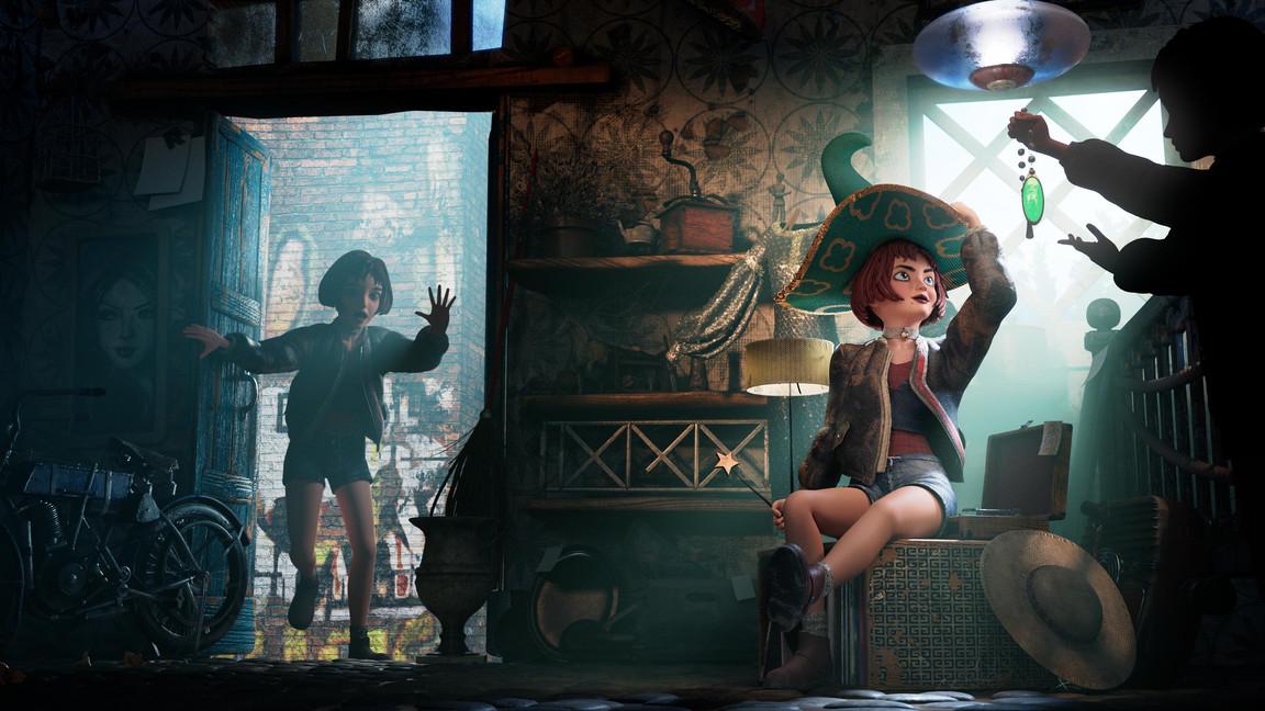 Pixar RenderMan Art Challenge