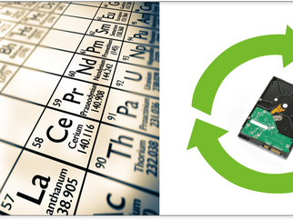 Enhancing sustainability and Rare Earth Elements (REE) supply through e-Waste Recycling