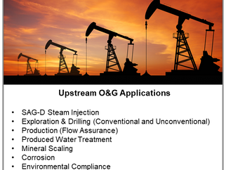 Predictive insights for Upstream and Downstream Oil & Gas operations