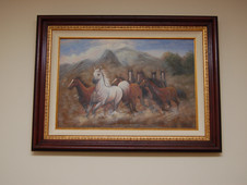 Horses on the Run