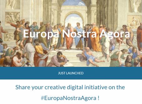 Europa Nostra Agora launched!