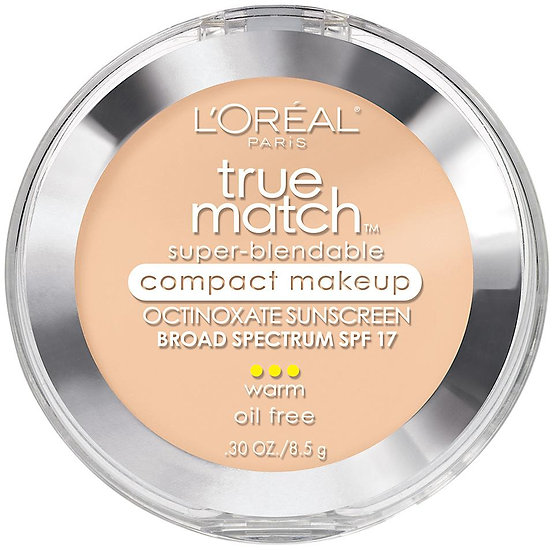 L'Oréal Paris True Match Super-Blendable Compact Makeup