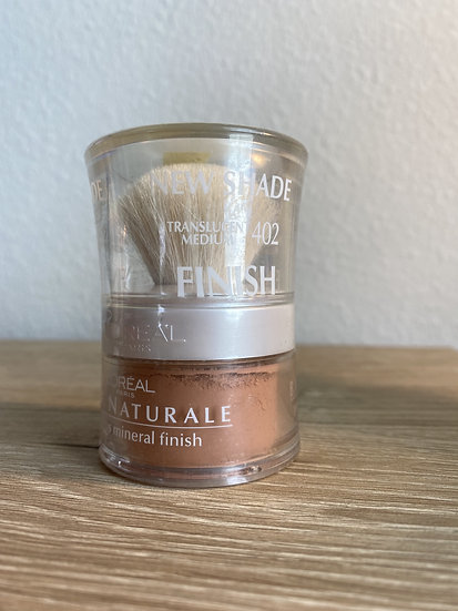 L'Oréal Paris Bare Naturale Soft Focus Mineral Finish