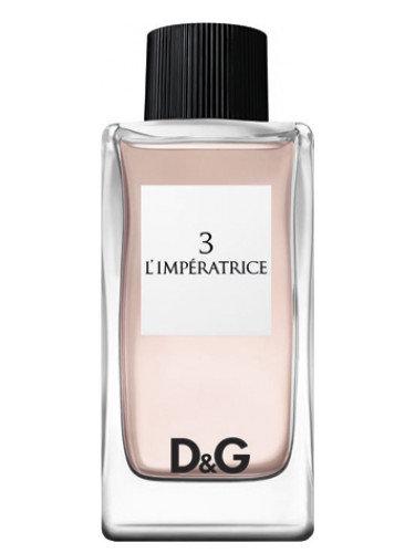 Dolce & Gabbana Anthology L'Imperatrice 3 pour femme