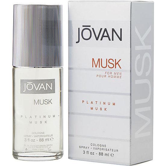 Jovan Platinum Musk for Men