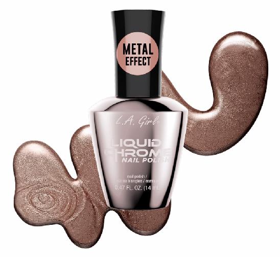 L.A. Girl Liquid Chrome Nail Polish