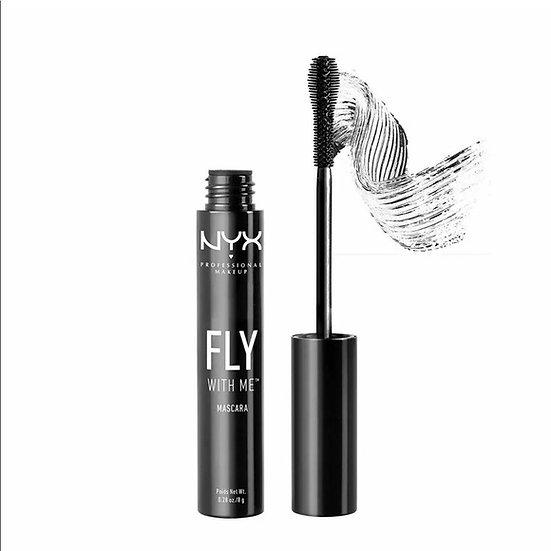 NYX Fly With Me Black Mascara