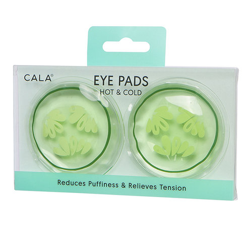 Cala Therapeutic Cucumber Eye Pads