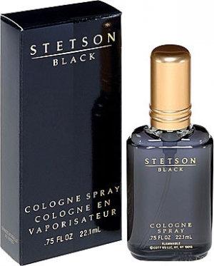 Stetson Black for Men