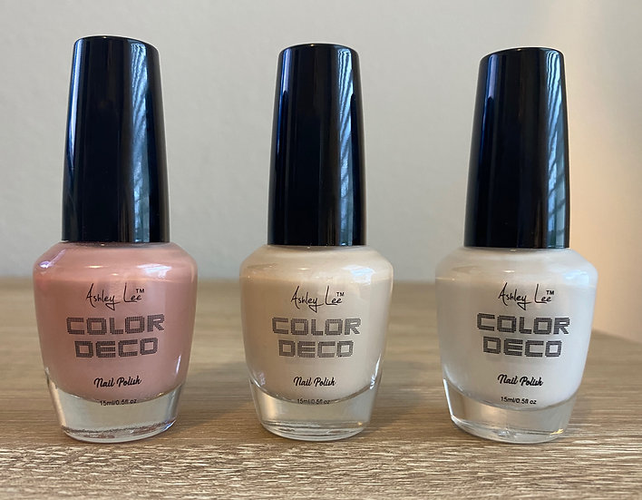 Ashley Lee Color Deco Sunset Collection Nail Polish