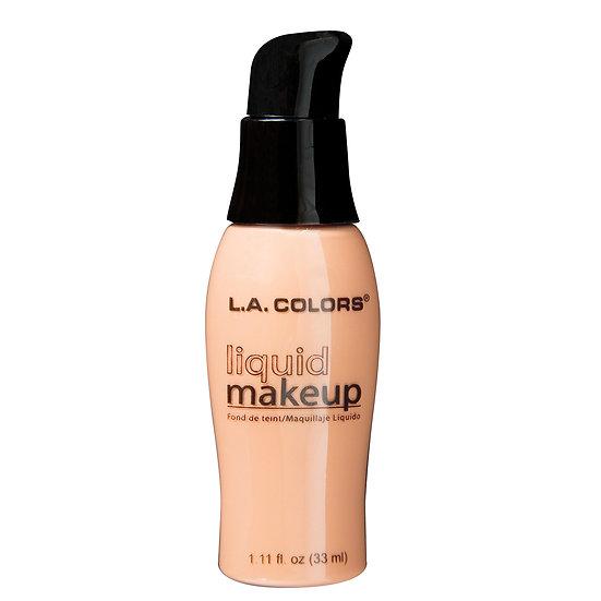 LA Colors Liquid Makeup Foundation