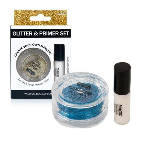 Magic Collections Glitter and Primer Set