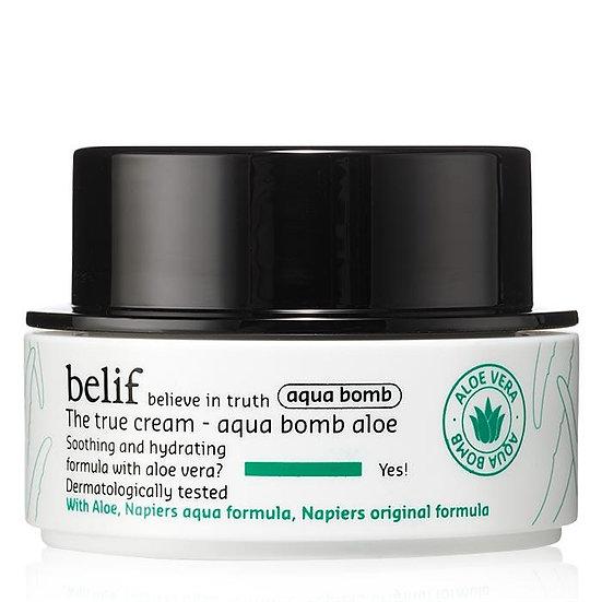 belif The True Cream Aqua Bomb Aloe