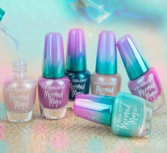 LA Colors Mermaid Magic Nail Polish