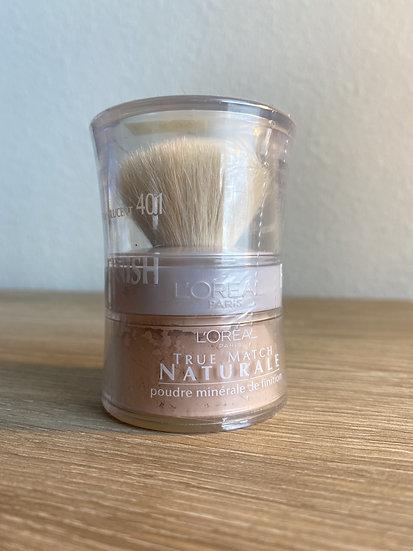 L'Oréal Paris True Match Naturale Soft Focus Mineral Finish
