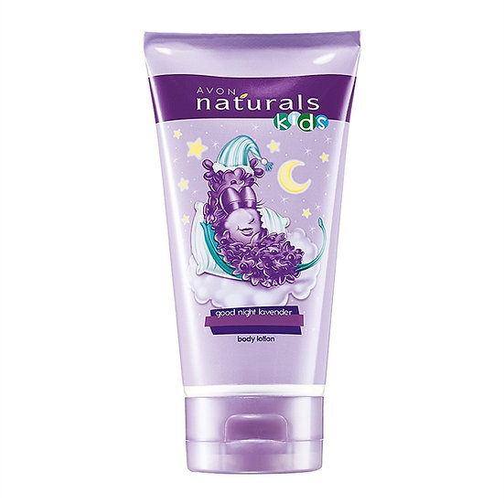 Avon Kids Good Night Lavender Body Lotion