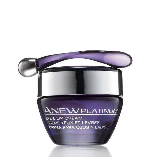 Avon Anew Platinum Eye and Lip Cream