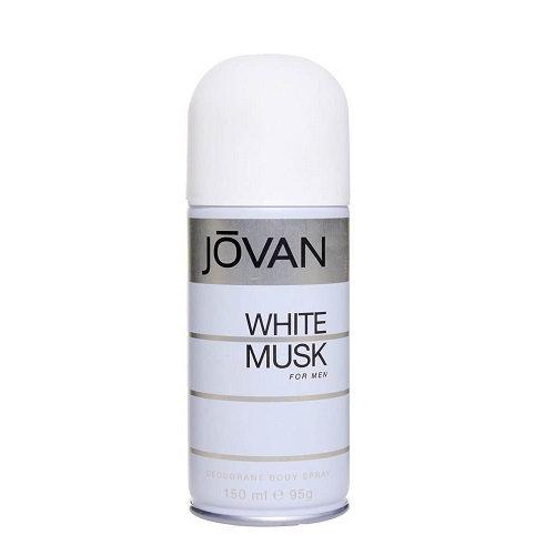 Jovan White Musk for Men Deodorant Body Spray
