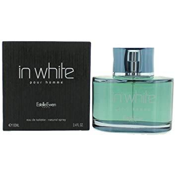 Estelle Ewen In White pour homme