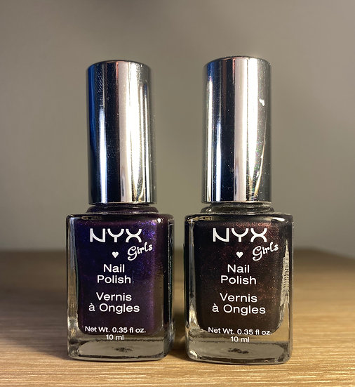 NYX Girls Nail Polish