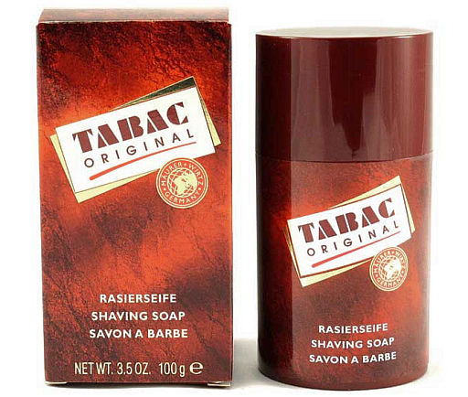 Maurer and Wirtz Tabac Shaving Soap