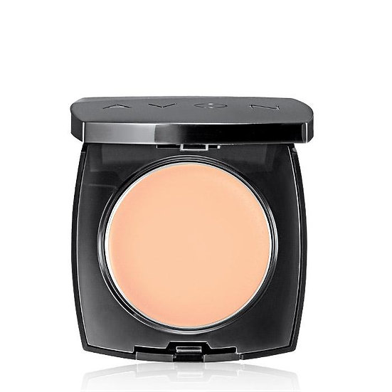 Avon True Color Flawless Cream To Powder Foundation