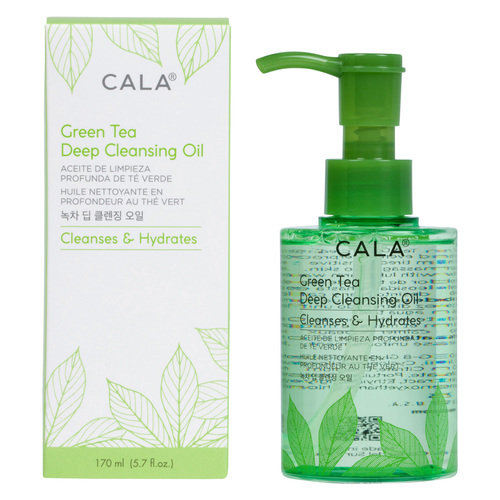 Cala Green Tea Deep Cleansing Oil