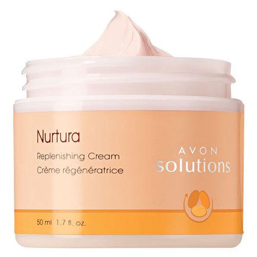Avon Nurtura Replenishing Cream
