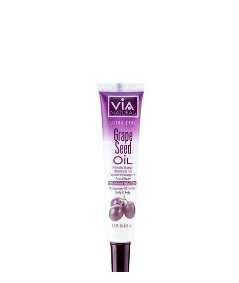 Via Natural Ultra Care Grape Seed Oil