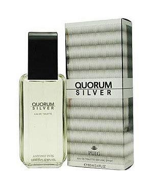 Antonio Puig Quorum Silver
