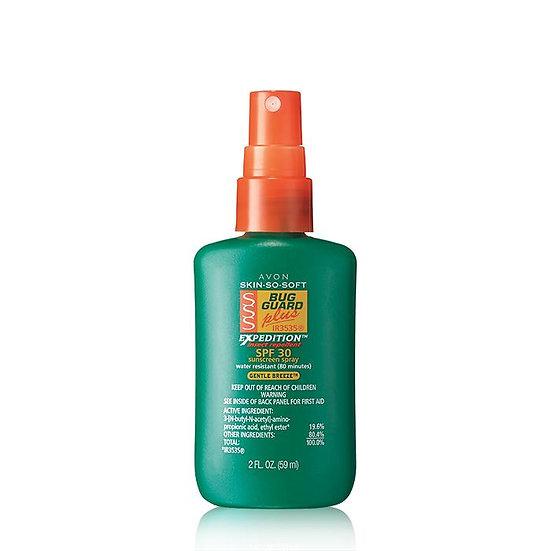 Avon Skin So Soft Bug Guard Plus IR3535® Expedition™ SPF 30