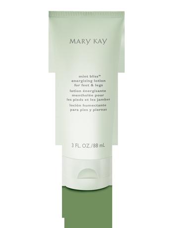 Mary Kay Mint Bliss Energizing Lotion