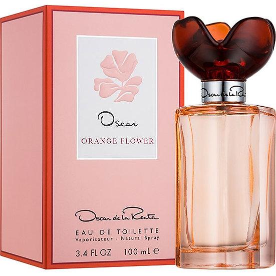 Oscar de la Renta Orange Flower for Women