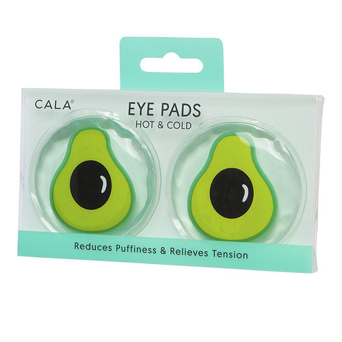 Cala Therapeutic Avocado Eye Pads