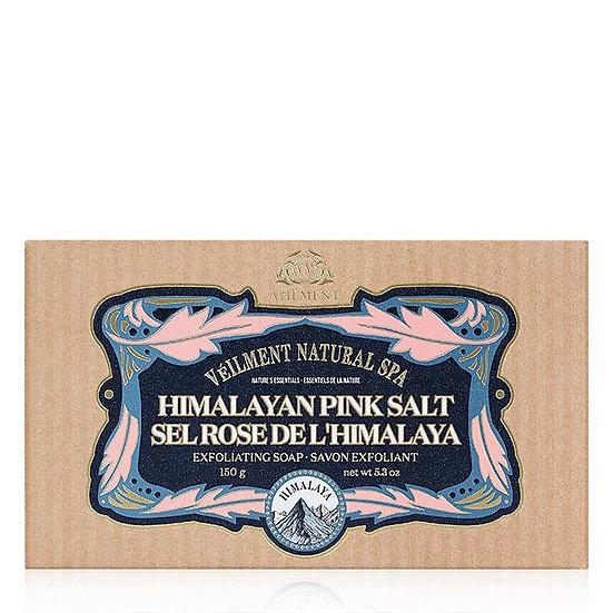 Avon Veilment Natural Spa Himalaya Pink Salt Exfoliating Soap