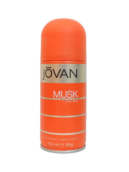Jovan Musk for Men Deodorant Body Spray