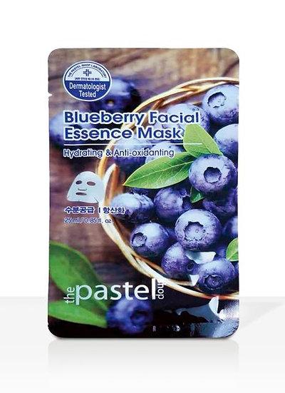 The Pastel Shop Blueberry Facial Essence Mask