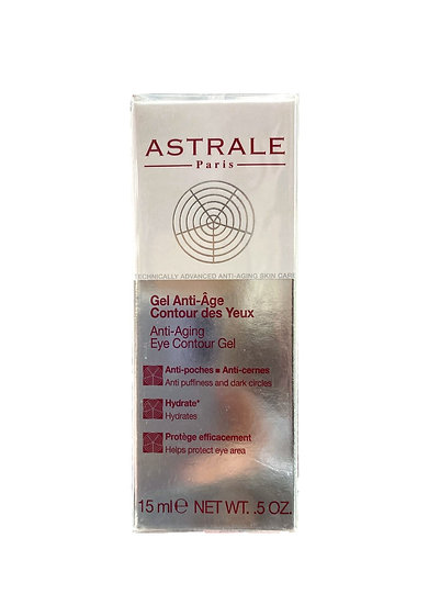 Astrale Paris Anti Aging Eye Contour Gel