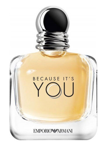 Giorgio Armani Because It's You for Women