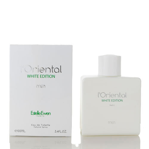 Estelle Ewen l'Oriental White Edition Men
